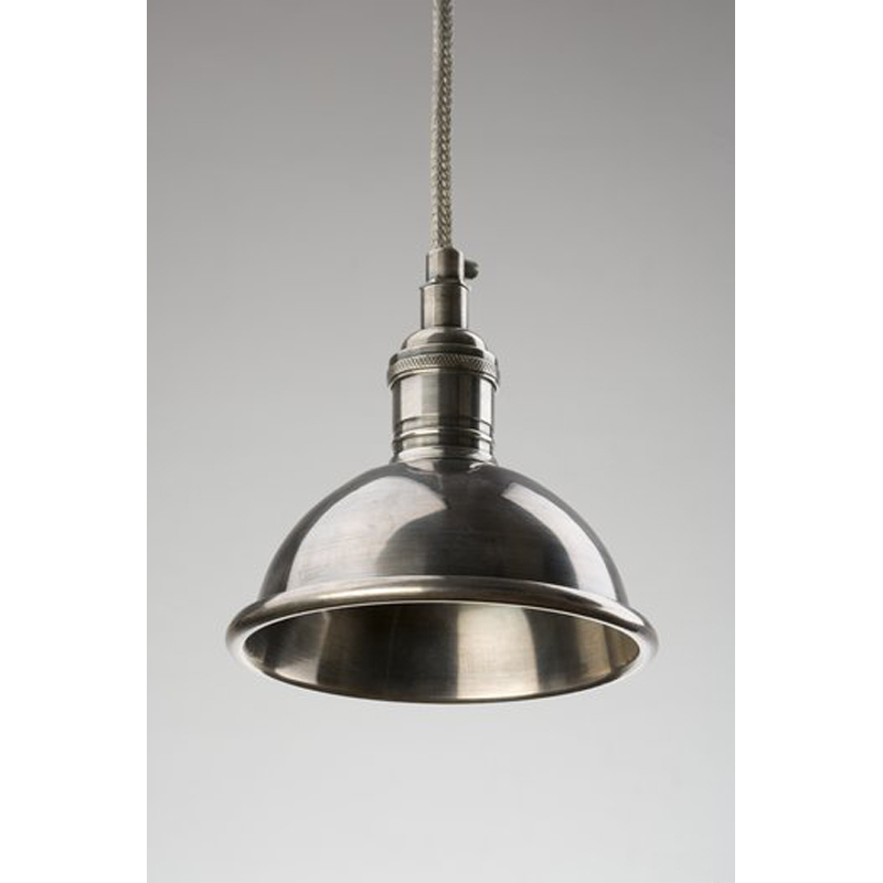 Small�Pewter dome
