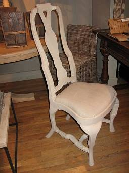 Reproduction Italian chair