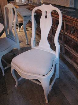Reproduction Swedish chair