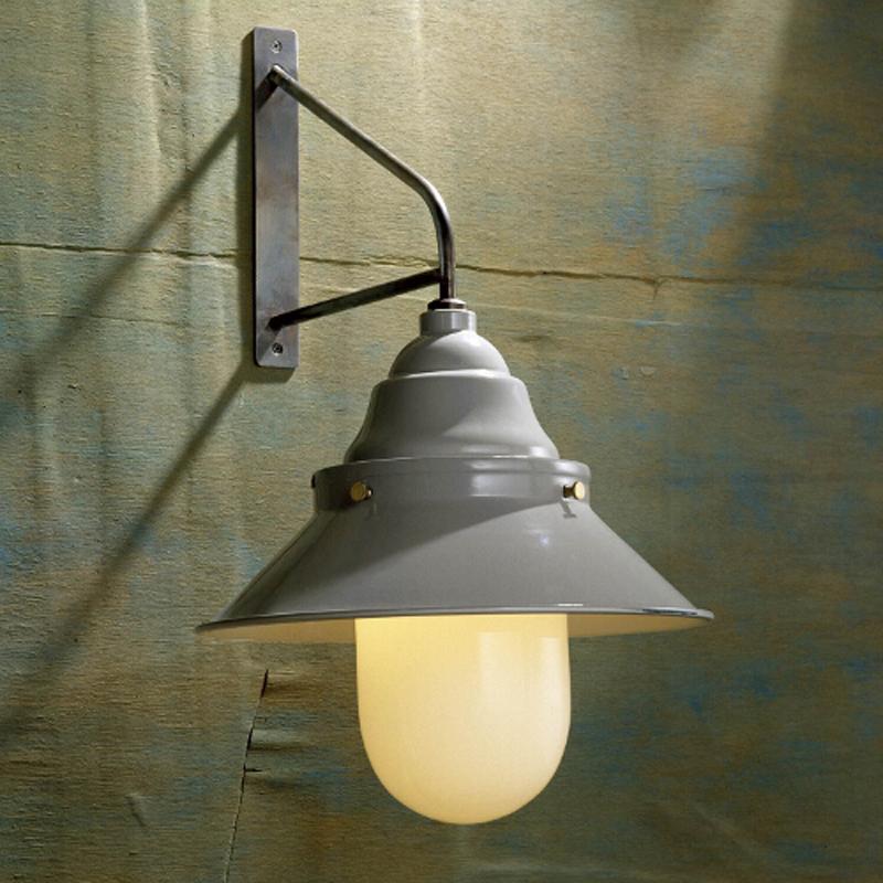 Antique Outdoor Lights Circa antiques antiques custom furniture lighting captain on bracket workwithnaturefo